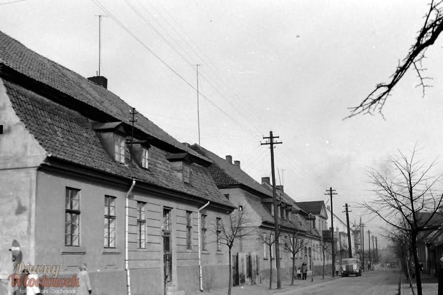 Dawny Włocławek - ul. Toruńska