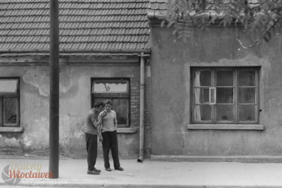 Dawny Włocławek - zdjęcia archiwalne