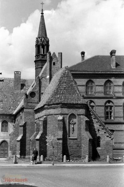 Gotycki kościół św. Witalisa we Włocławku