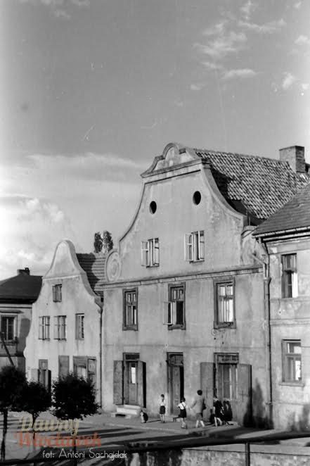 Stare Miasto we Włocławku - lata 50. lub 60.