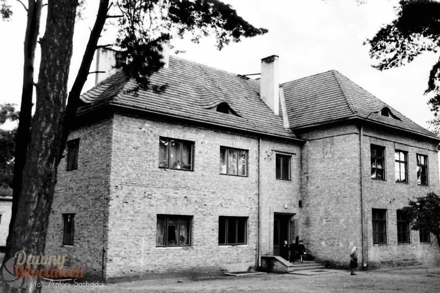 Szkoła Podstawowa nr 19 - zdjęcia z lat 50.