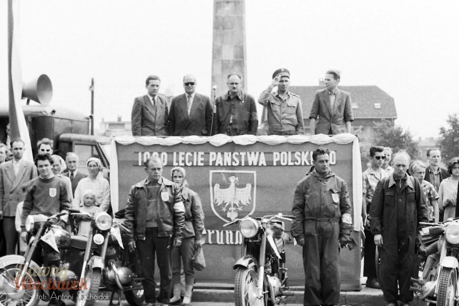 Dawny Włocławek - 1000 lecie Państwa Polskiego, Plac Wolności