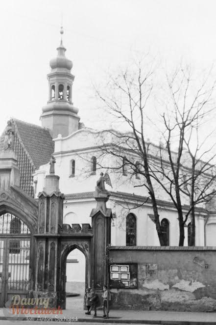 Dawny Włocławek - Klasztor Franciszkanów