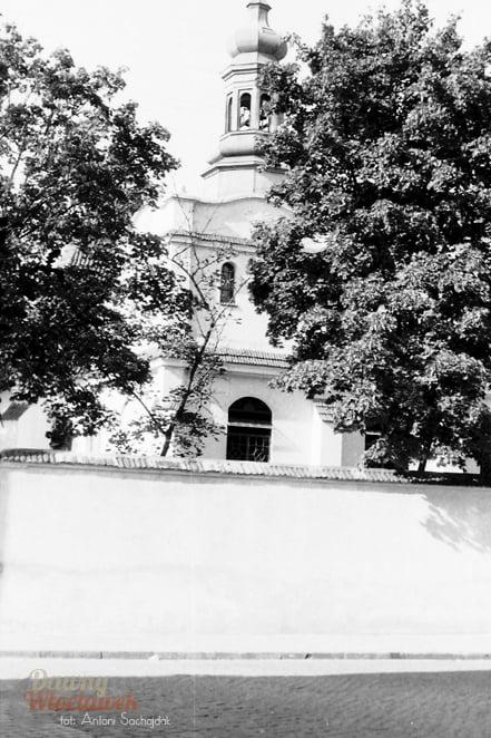 Dawny Włocławek - Śródmieście, ul. Brzeska Klasztor