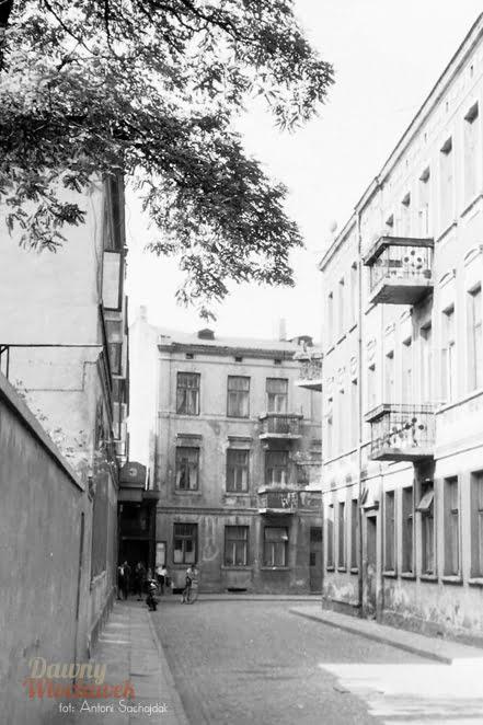 Dawny Włocławek - Śródmieście, ul. Przechodnia