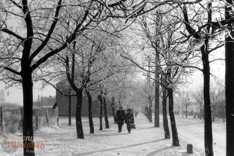 Dawny Włocławek - Zima