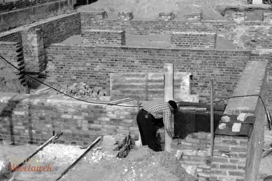 Budowa Domu Rzemiosła Włocławek