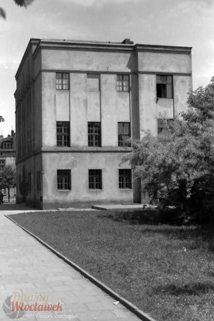 Dawny Włocławek - ul. Słowackiego, muzeum i PTTK