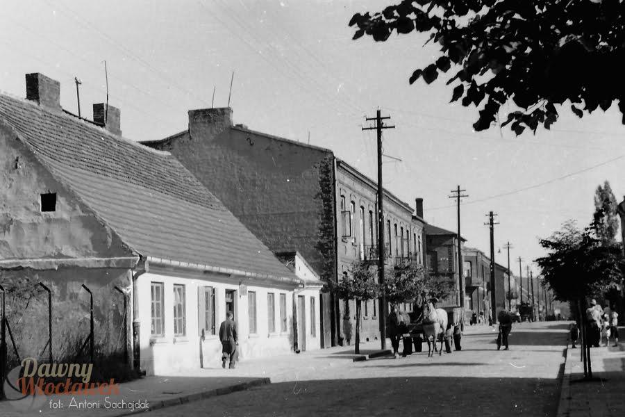 Dawny Włocławek - Śródmieście