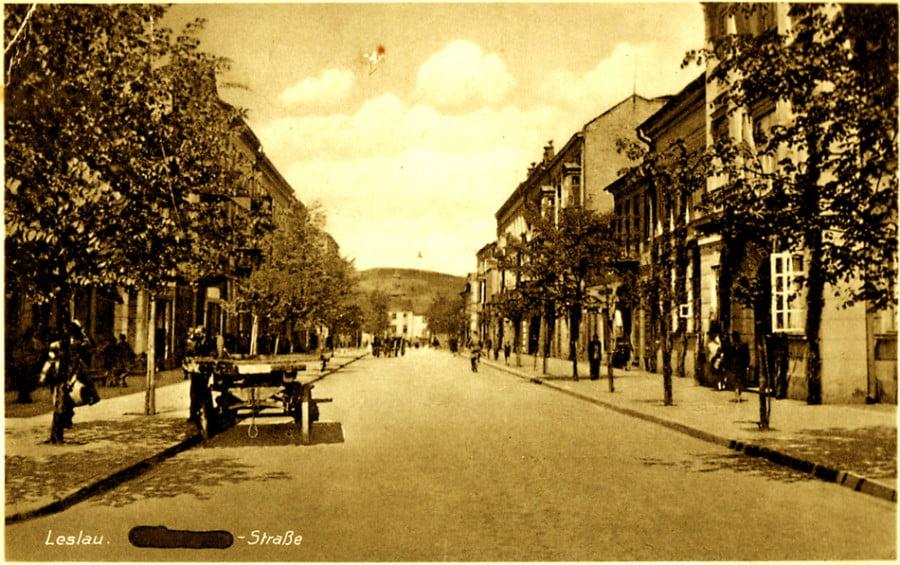 Dawny Włocławek - 3-go Maja 1940 r.