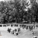 Dzień PCK w parku