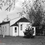 Stary kościół w Michelinie