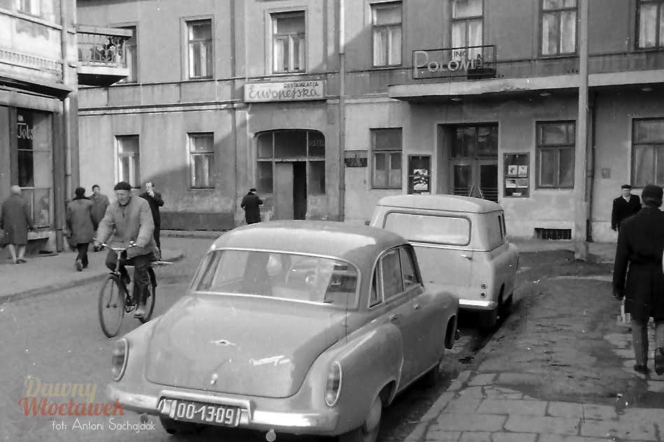 Włocławek kino Polonia