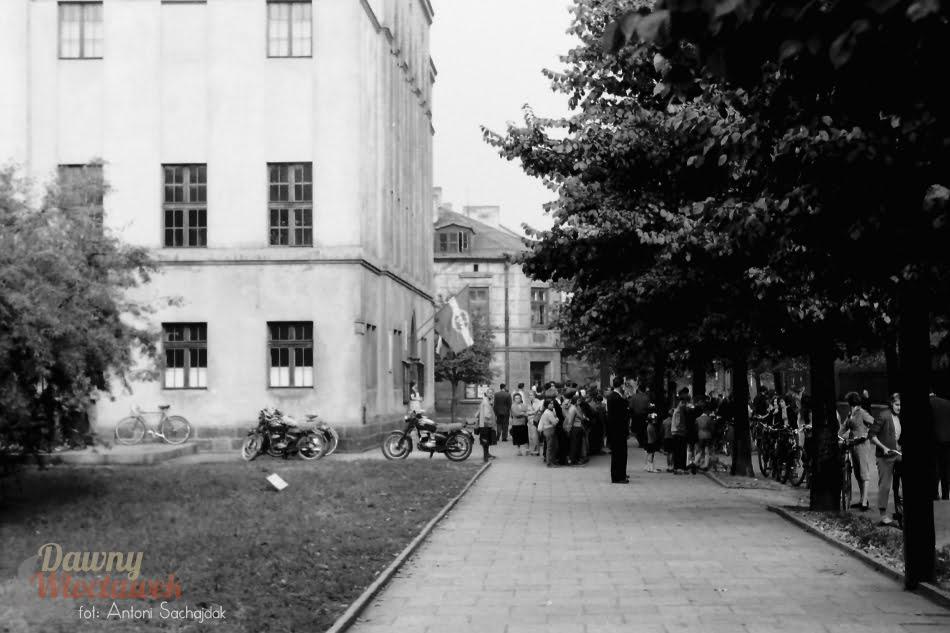 Dawny Włocławek - ul. Słowackiego