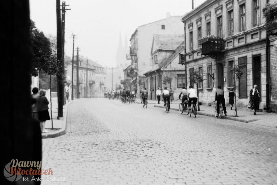 Dawny Włocławek - ul. Brzeska