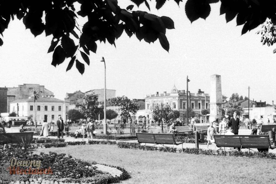 Plac Wolności Włocławek