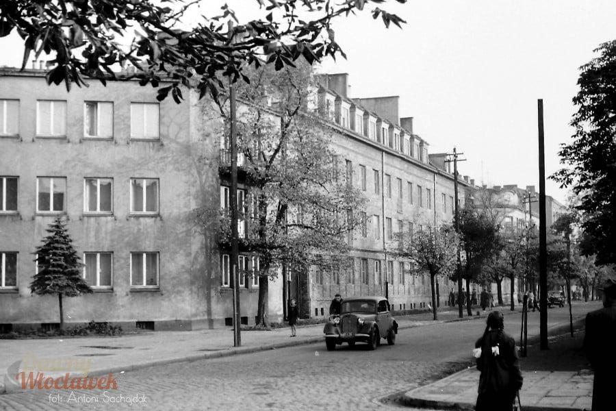Włocławek, Warszawska