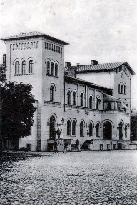 Dworzec kolejowy Włocławek
