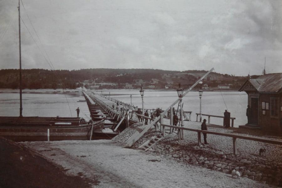 Dawny Włocławek - Stary Most Zabór Rosyjski