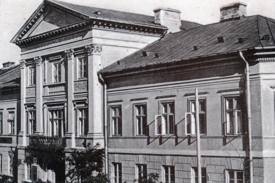 Dawny Włocławek - siedziba powiatu