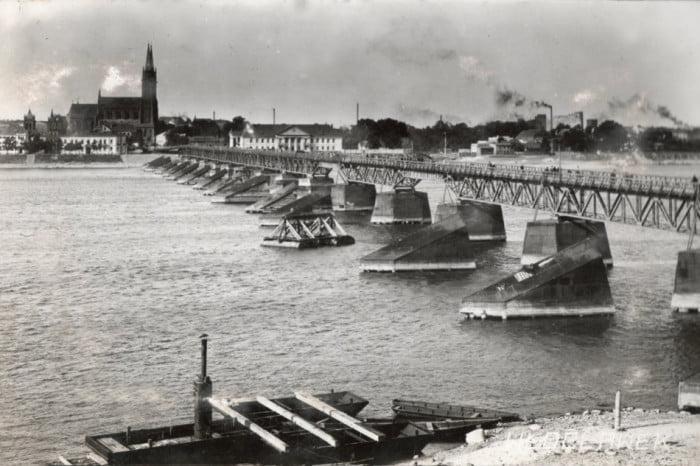 Dawny Włocławek - Stary most