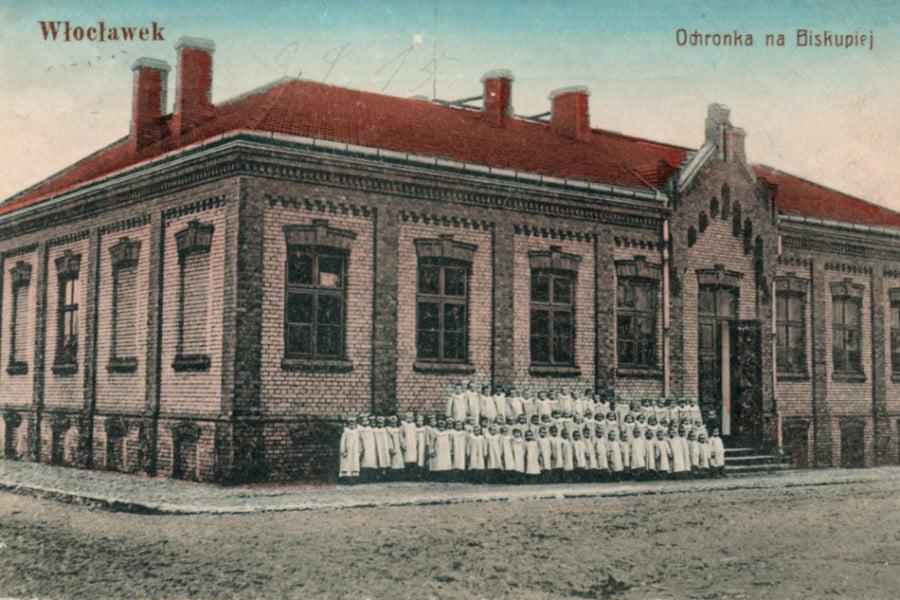 Dawny Włocławek - ul. Biskupia