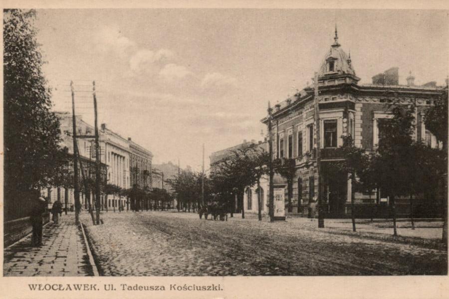 Dawny Włocławek - ul. Kościuszki