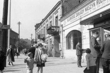 Kiosk przy ul. Kościuszki